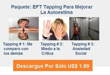 paquete eft tapping autoestima